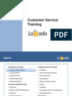 Lazada Training