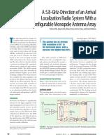 Articulo 1 Antenas a 5.8-Ghz-direction of an Arrival Recogifurable Ntenna Mono Polos Corte 3