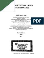 Transportation Law by Diaz 2018.docx