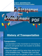 Traffic Mgt. Power Point(1)