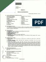 Informe Medico SERUMS