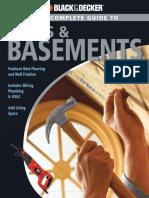 Black & Decker The Complete Guide to Attics & Basements.pdf