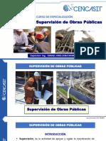 Residencia y Supervision de Obras Publicas - 2do Archivo