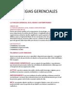 LECTURA ESTRATEGIAS GERENCIALES