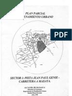 Plan Parcial Jean Paul Genie