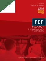 Modulo1. Elecciones Regionales y Muncipales 2018