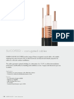 Sucofeed RF Cables H&S