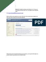 Fuentes de  información Pbi de los estados unidos y Tipo de cambio de Perú