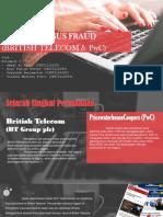 Kelompok 3 Kasus Fraud British Telecom Dan Pwc