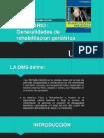 Rehabilitación en Geriatría- Completo