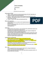 Outline ProfessionalResponsibility