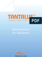 Diabetes behandlung_Patienten-Informationsbroschüre