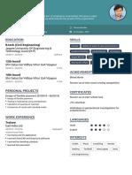 Gagan's Resume
