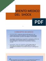 Tratamiento Del shock