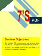 7s Presentation