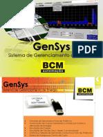 GenSys. Sistema de Gerenciamento de Energia