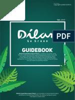 Buku Petunjuk Dilan Go Green 2019