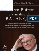 Warren Buffet e a Analise de BALANCOS Livro