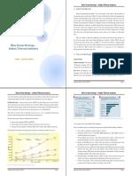 Blue Ocean Strategy Telecom Industry