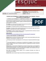 Derecho Procesal Civil- Tarea 1