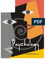 Psychology NCERT 12th