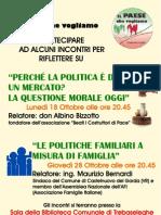 Manifesto Iniziative Ottobre 2010 - Ilpaesechevogliamo