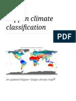 Köppen Climate Classification - Wikipedia