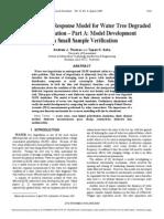 Development Small Sample Verfication