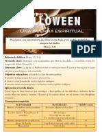 Clases de NO al Halloween