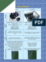 Covellina y Calcosina Diapositiva Final