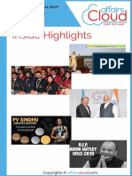 Current Affairs Study PDF - August 2019 by AffairsCloud.pdf