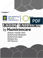 Ecoly Exhaust by Humironcare