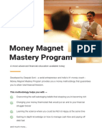 Money Magnet Flyer