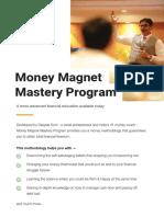 Money Magnet Flyer