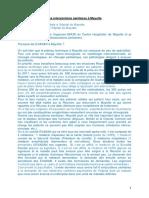 Les évacuations sanitaires à Mayotte