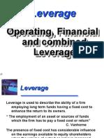Leverage(3)