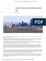 SA Needs to Find Itself 'a New Niche' Following Steel Company Shutdown _ Cape Argus