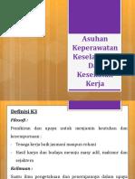 K3 Askep