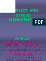Conflict and Stress Management Jan