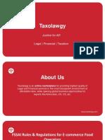 FSSAI Rules & Regulations-PDF