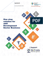 Skill business solution for Ngo