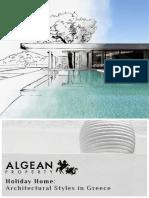 Designing Greek Homes