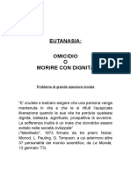 PastSan3 - Eutanasia. Omicidio o Morire Con Dignit…