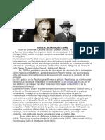 Watson y Conductismo