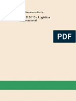 UFCD 8510 Logistica Internacional