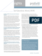 J-SOX Insights_ Frequently Asked Questions About J-SOX