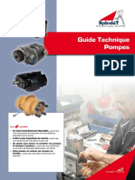 Guide pompes HYDROKIT