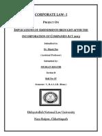 Corporate Word Sem 5 PDF