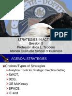 strama strategies