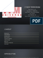 cyber security_cyber terrorism